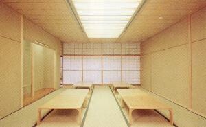 横浜市南部斎場和室控室