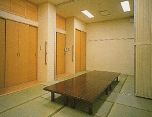 小西斎場控室