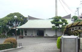 西寺尾会堂・西寺尾火葬場