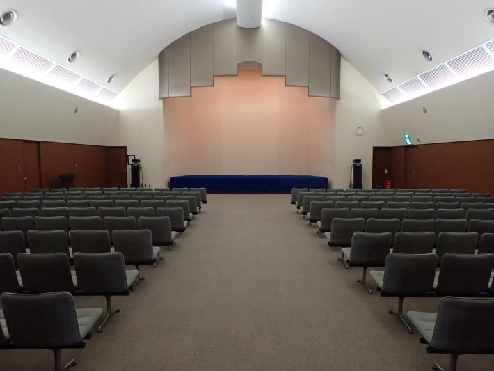藤沢市斎場(大庭斎場)大ホール