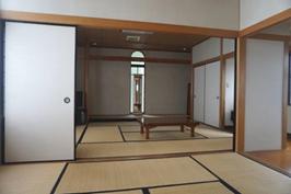 立川市斎場控室