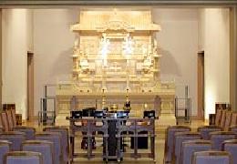 愛川聖苑祭壇