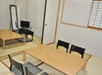 千葉市斎場遺族控室