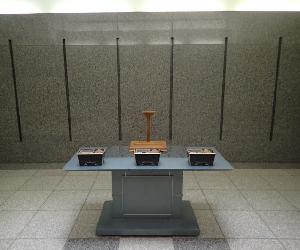 藤沢聖苑告別室