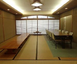 藤沢聖苑和室控室