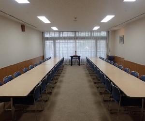 藤沢聖苑洋室控室