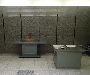 藤沢聖苑収骨室