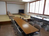 馬込斎場第二・三式場控室