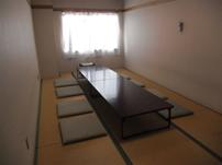 松戸市斎場第2式場控室