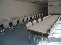 北山会館待合室1
