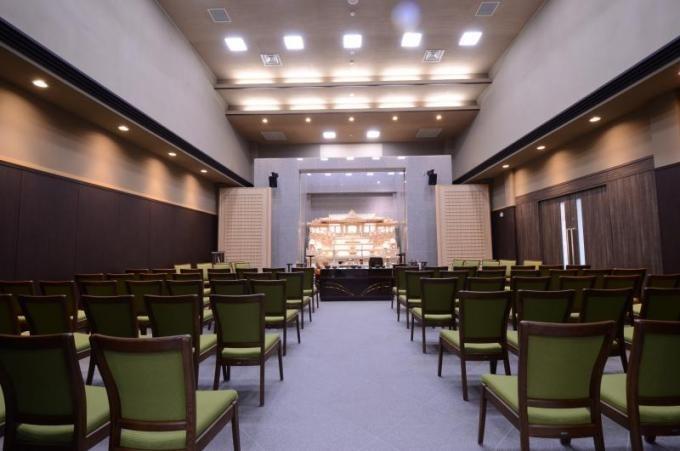 行田市斎場葬儀式場