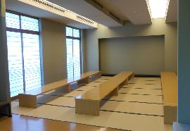 県央みずほ斎場控室