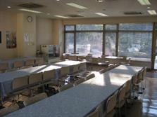 広域飯能斎場大待合室