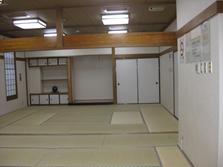 広域飯能斎場通夜室