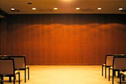 所沢市斎場第二、第三式場